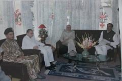 Shri AnanthKumar Visit to ITBP LCH & Sindhu Darshan 31.05.2002 to 01.06.2002