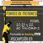 Torneo de Menores Padelcity (Ribarroja) Dic2013