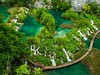 "an-aerial-photo-captures-the-beauty-of-croatias-plitvice-lakes-national-park-the-park-is-made-up-of-cascading-lakes-that-range-in-color-from-green-to-blue-to-gray-the-lakes-were-created-when-shallow-basins-formed-by-the • <a style=""font-size:0.8em;"" href=""http://www.flickr.com/photos/109202782@N04/11510915515/"" target=""_blank"">View on Flickr</a>"
