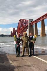 Burry Man, South Queensferry