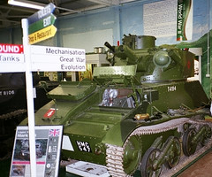 "Vickers Mk VIB (2) • <a style=""font-size:0.8em;"" href=""http://www.flickr.com/photos/81723459@N04/12130174705/"" target=""_blank"">View on Flickr</a>"