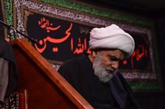 Sheikh at Imam Hussain Majlis - Copy