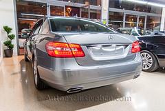 Mercedes Clase E 220 CDI Avantgarde - Paladio
