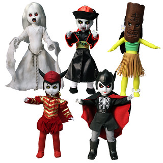 Mezco — Living Dead Dolls系列第27彈公開