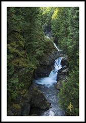 Upper Twin Falls (BHagen) Tags: seattle nature river waterfall washington nikon long exposure pacific northwest bend north twin hike falls nd wa nikkor dx 1685 d7100