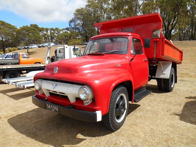 fordtruck fordusa fordaustralia 1954fordf500tipper fordf500tipper fordf500dumptruck