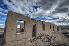 Fort Churchill - 2 (jacksala) Tags: army desert decay nevada nv 1860s arid fortchurchill indianwars pyramidindianwar
