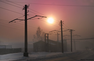 Winterstemming - Winter mood - Winterstimmung - Humeur d'hiver