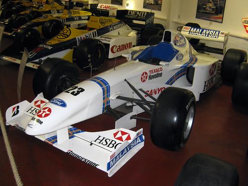1997 Stewart Ford SF01