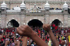 anti-GST rally (Chot Touch) Tags: demo rally protest voice malaysia kualalumpur gst labourday peoplepower dataranmerdeka 1mei kpk nogst bangunansultanabdulsamad reformasi matsabu unitamal bantah suararakyat himpunanrakyat cukaiperkhidmatandanbarangangst antigstrally himpunanbantah turun501 himpunan501 bantahgst
