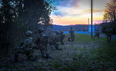 United States Army 75th Ranger Regiment (World Armies) Tags: usa ranger unitedstates ky fortknox comcam 75thrangerregiment nightoperations 55thsignalcompany pfcgabrielsegura