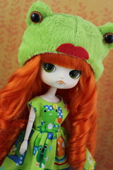 Froggy Dal (pullip_junk) Tags: custom froggy customdal requiemart