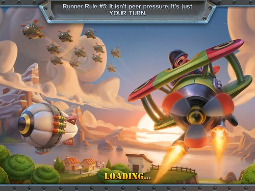 Fieldrunners 2 Loading: screenshots, UI