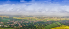 From Millenium look-out tower (M3xx) Tags: blue panorama tower nature lookout
