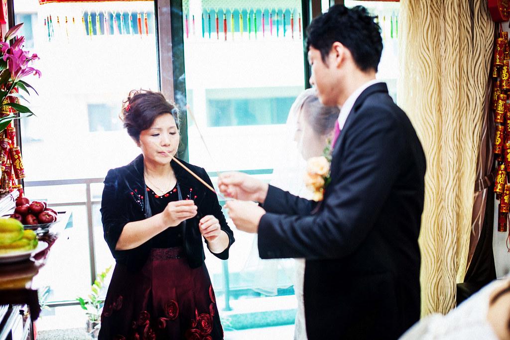 士銘&睿芯Wedding-045