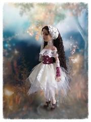 Romantic Ellowyne (Le petit atelier de Valentine) Tags: robert doll wilde romantic poupe tonner romantique amricaine amrican wildeimagination ellowyne