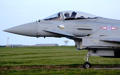 RAF Royal Air Force Eurofighter EF-2000 Typhoon FGR4 ZK335 FC Nose (Mark 1991) Tags: eurofighter fc typhoon raf lossiemouth royalairforce raflossiemouth ef2000 fgr4 zk335