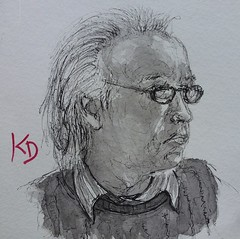 Hans***M (Kimie - KD) Tags: portrait ink jkpp juliakaysportraitparty