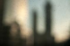 Dirty Window (Homemade) Tags: bokeh outoffocus manila makati dirtywindow peninsulahotel nikon35mmf2