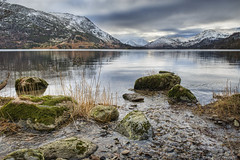 """The Ullswater Chill"" (Fiona Smith (Prev. Fiona McAllister Photography)) Tags: winter lake mountains cold water landscape landscapes countryside nikon rocks lakedistrict cumbria lakeland lakedistrictnationalpark ullswater wintery ullswaterlake fionamcallisterphotography ullswaterwinter"