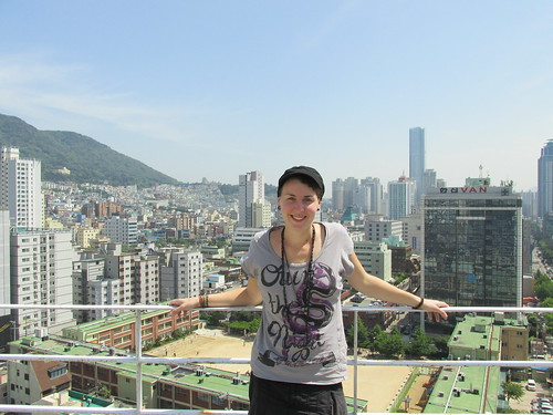 Couchsurfing, Busan, Corée du Sud