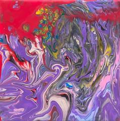 DuaultElsaArt (68) (elsaduault) Tags: art peinture mouvement élément matière chimique réaction moléculaire fluidpainting