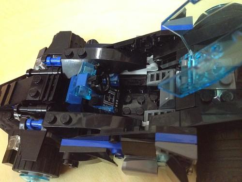 Bat-hover-car