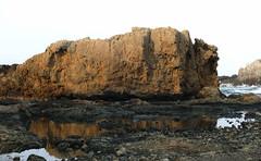 rocky shore 02 (mstkeast) Tags: sea japan    rockyshore  dp3