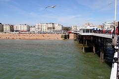 Brighton from the Brighton Pier (Olivier Monbaillu) Tags: greatbritain england canon brighton unitedkingdom angleterre eastsussex brightonpier palacepier royaumeuni grandebretagne monbaillu eos7d