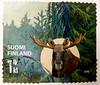 great stamp Suomi Finland 1kl elk, moose (Alces alces, Hirvi, Elch, älg, ヘラジカ, élan, alce, 麋鹿, соха́тый, łoś, Elg, Briedis) poste timbre finlande selo francobolli finlandia postage poste porto franco sellos 邮票  芬兰 почтовая марка Финляндия yóupiào Fēnlán (stampolina, thx for sending stamps! :)) Tags: wood nature animals suomi finland postes finnland stamps natur moose porto elk wald tem postage finlandia revenue elg łoś selo bolli elch sello sellos älg briefmarken alce frimärken briefmarke 邮票 briedis élan timbres frimærker hirvi alcesalces timbreposte francobolli bollo ヘラジカ pullar 麋鹿 frimaerke марка wysyłka почтоваямарка yóupiào postetimbre пощенскиразноски templite ταχυδρομικάτέλη 送料 우편요금 poštarina paštoišlaidos маркица pečiatky ค่าไปรษณีย์ poštovné bélyegek bưuchính fēnlán соха́тый