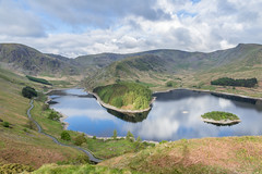 England - Lake District - Haweswater at Sunrise - 23 05 2016 (Redstone Hill) Tags: england lake sunrise walking tripod lakedistrict highstreet vanguard haweswater vanguardveo265cb