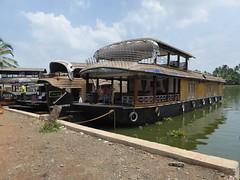 Our Houseboat, Kumarakom (Aidan McRae Thomson) Tags: india boat houseboat kerala kumarakom