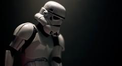 Dirty (aaron.kudja) Tags: toy star sad stormtrooper wars revoltech