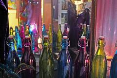 Bottles (skipmoore) Tags: art artist bottles sausalito winteropenstudios