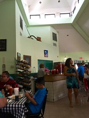 Florida City Eatery (LarryJay99 ) Tags: people skylight inside diners photostream cafes eatery iphone6 iphone6plusbackcamera415mmf22 ilobsteritflickr