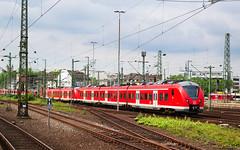 DB Regio 1440 314 + 1440 308 - Dsseldorf Hbf (rvdbreevaart) Tags: continental db sbahn alstom dsseldorf s8 rheinruhr vrr coradia dbregio br1440