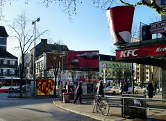 Hamburg - Reeperbahn (Martin M. Miles) Tags: germany harbour charlemagne hamburg alster johnlennon stpauli elbe thebeatles reeperbahn barbarossa hammaburg fredericki spiellbudenplatz