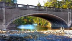 Bridge No. 3589-Silver Creek Township- Lake County MN (2) (kevystew) Tags: bridge minnesota twoharbors lakecounty nationalregister nationalregisterofhistoricplaces stewartriver