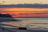 After glow, Seaview, IW (Gooseislandgirl) Tags: sunset isleofwight seaview springvale eastwight