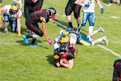 GFL-2016-Panther-9926.jpg (sgh-fotos) Tags: football nfl bowl german panthers sack dsseldorf touchdown defence invaders hildesheim dline fumble gfl amarican quaterback oline interception ofence