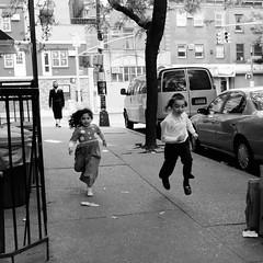 BROOKLYN LEVITANT (Humanhands) Tags: nyc urban blackandwhite newyork monochrome brooklyn fuji candid streetphotography streetlife hasidic decisivemoment fujix100t