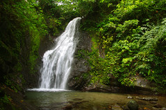 Busay Falls, southern Luzon, Philippines (Chris Chafer Thanks for 1.4M views & comments) Tags: waterfall hiking legazpi