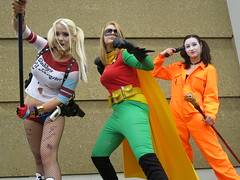 Yorkshire Cosplay Con (the_gonz) Tags: dc photoshoot geek boobs cosplay convention batman gotham ycc comiccon con sexygirl arkham sexycosplay batmancosplay dccomicscosplay yorkshirecosplaycon