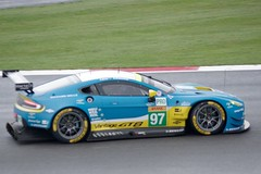 Aston Martin Racing's Aston Martin Vantage V8 Driven by Richie Stanway and Fernando Rees (Dave Hamster) Tags: racing silverstone endurance motorracing fia v8 rees aston astonmartin sportscar motorsport vantage autosport gte wec enduranceracing astonmartinvantagev8 stanway astonmartinracing vantagev8 worldendurancechampionship fernandorees 6hoursofsilverstone worldenduranceseries richiestanway