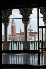 Venedig - Dogenpalast (petrastarosky) Tags: italien urlaub kirche venedig palazzoducale sangiorgiomaggiore 2016 dogenpalast
