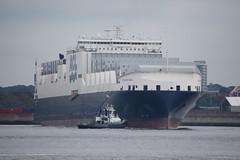 Atlantic Sail (Gareth Garbutt) Tags: g4 acl rivermersey atlanticcontainerline atlanticsail