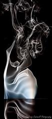 Smoke and Mirrors (Stormrider-UK) Tags: incense smoke mirrors speedlight