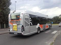 Lacroix rseau Valoise Heuliez GX 337 hyb EC-993-DB (95) n1031 (couvrat.sylvain) Tags: cars autobus bus lacroix heuliez heuliezbus gx337 gx 337 hybride beauchamp