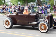 IMG_2833 (marylea) Tags: classic car community classiccar michigan parade dexter memorialday 2015 may25 memorialdayparade washtenawcounty