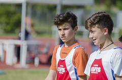 Alessandro Paolini e Nicola Marchegiani